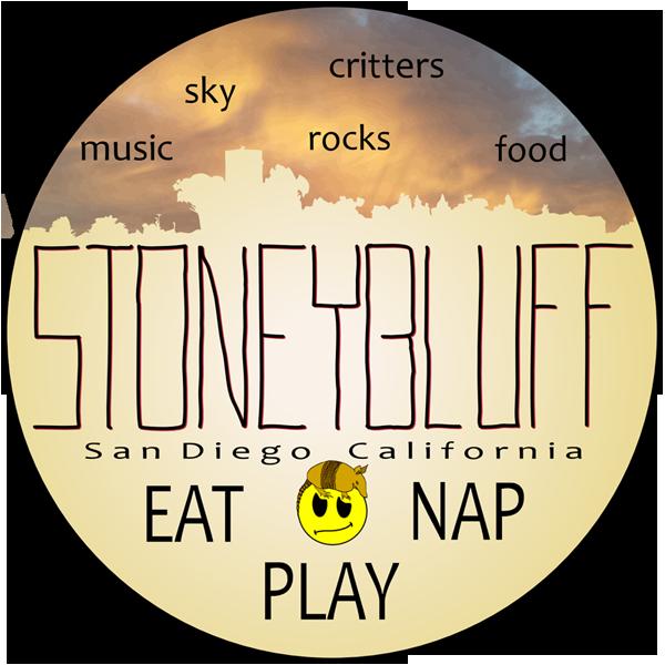 Stoneybluff eatplaynap logo